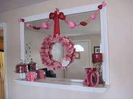 Walmart Valentine Decorations 159 Best February Decor Images On Pinterest Good Ideas