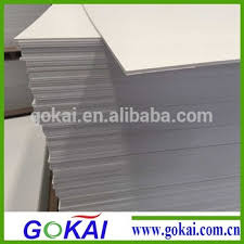 good quality 9mm expanded pvc foam sheet 2mm thickness