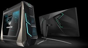 Gaming Desk Tops by Acer Expands Predator Line With Orion 9000 Pc And X35 Hdr Gaming