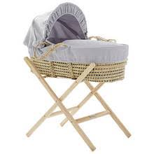 moses baskets stands and mattresses argos