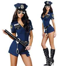 Police Halloween Costumes Police Uniform Officer Fancy Dresses Halloween Costumes