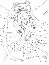 33 sailor moon coloring pages free coloring coloring
