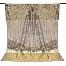 Cynthia Rowley Curtain Curtain Dark Brown Shower Curtain Sequin Shower Curtain