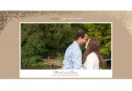 wedding fund websites read the how we met stories couples shared on their wedding website
