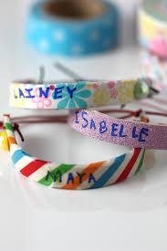 washi tape diy washi tape popsicle bracelet diy catch my party