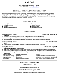 Crew Chief Resume Click Here To Download This General Labourer Resume Sample Http
