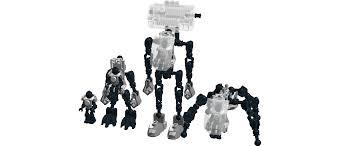 ldd hero factory template blank mech set by deviantartistmax on