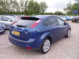 used ford focus tdci used ford focus 2007 blue colour diesel 2 0 tdci zetec 5 door