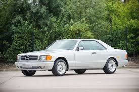 mercedes s class 1986 1986 mercedes s class 560 sec for sale in uk all cars for