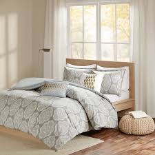 Madison Park Duvet Sets Madison Park Pure Sari Duvet Cover Set Ebay