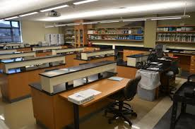 lab bench molecular biology biology facilities