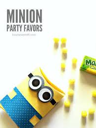 minion party favors minion party favors title tauni co