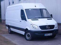 used 2012 mercedes sprinter 313 cdi lwb high roof top no vat only