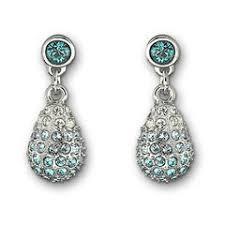 sheena pierced earrings swarovski sale sydney swarovski sheena silverni earrings