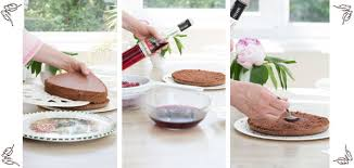 classic black forest cake easy step by step instructions for