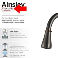 pfister parts kitchen faucet how to center troubleshooting pfister faucets