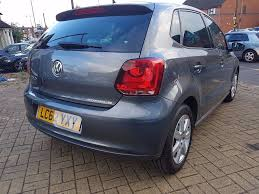 vw polo reg62 2012 low millage only 32000 petrol 1 2 manual