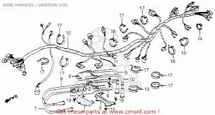 honda vf 750 motorcycle wiring diagrams honda diy wiring diagrams