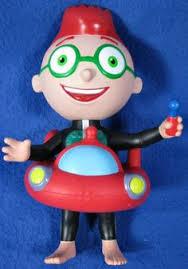 einsteins figures 4 kids baby disney exclusive toys
