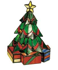 Tiffany Christmas Tree Ornament Holiday Lights Keep Your Celebration In The Safety Zone