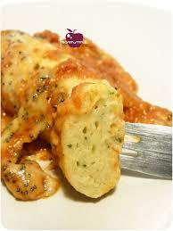 cuisiner quenelle quenelles à la sauce tomate et au basilic par mr pomme bien