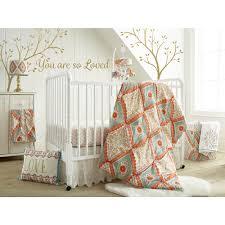 Gold Crib Bedding by Levtex Baby Cassia 5 Piece Crib Bedding Set Crib Bedding Sets