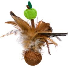 Cateracterum Palm by Petlinks System Tweet Thing Cat Toy Petco