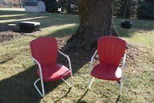 Patio Lawn Chairs Metal Lawn Chair Ebay