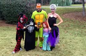 Superhero Family Halloween Costumes Our Family Costumes Jennysue Makeup