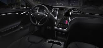 tesla model 3 tesla model 3 may come without instrument cluster business insider