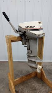 johnson 9 9 hp ss tiller outboard motor boat engine 6 7 5 9 5 9 9