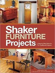 Popular Woodworking Magazine Reviews by Popular Woodworking U0027s Shaker Furniture Projects Step By Step