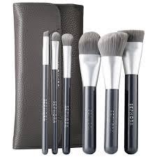shop sephora collection u0027s deluxe charcoal antibacterial brush set