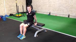 Triceps Bench Dips Videos Archives Pure Fitness