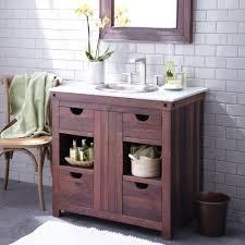 cabernet bathroom vanity suite native trails