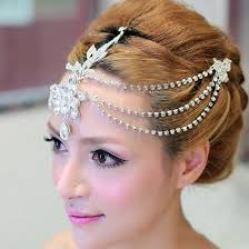 vintage bridal hair 2017 gourgeous bridal hair accessories pearls metal bohemian hair