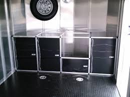 v nose trailer cabinets aluminum v nose trailer cabinets best cabinets decoration