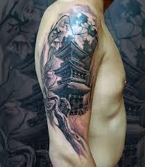 25 unique temple tattoo ideas on pinterest japanese temple