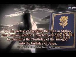 is not the birthday of jesus world mission society