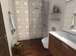 Small Bathroom With Shower Bathroom Flooring Small Bathroom Floor Tile Ideas Design And
