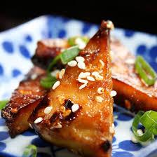 sweet sesame tofu parents