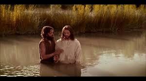 life of jesus christ u2014 the baptism of jesus matthew 3 13 17