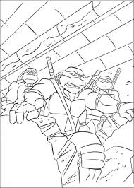 coloring pages superheroes pdf teenage ninja mutant free superhero