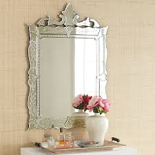 interior vintage venetian mirror for classic interior decor