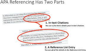 apa format citation book apa referencing research skills libguides at wintec simple apa