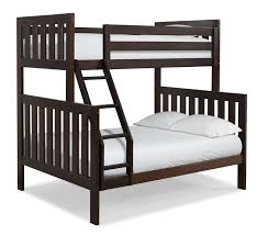 Canwood Furniture Lakecrest Twin Over Full Bunk Bed  Reviews - Full bunk beds