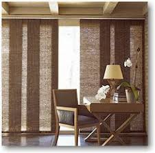 how to cover sliding glass doors these are called u0027panel track shades u0027 love this look for sliding