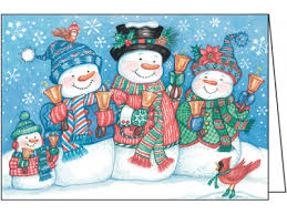 christmas cards themed themed greeting cards bookmarks and note cards