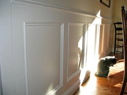 easy steps in installing wainscoting all home decorations