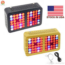 usa made led grow lights 300w led grow light panel full spectrum with ir veg bloom dual